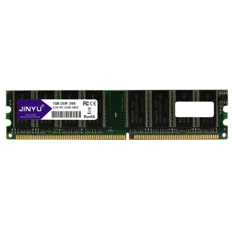 Jinyu Ddr 1G 184Pin Desktop Ram Memory For Amd Motherboard