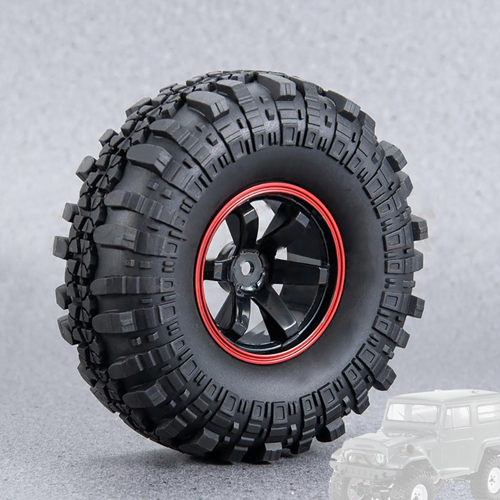 Red For SCX10 CC01 AX10 110mm RC 1:10 Climbing Car Aluminum Side Linkage