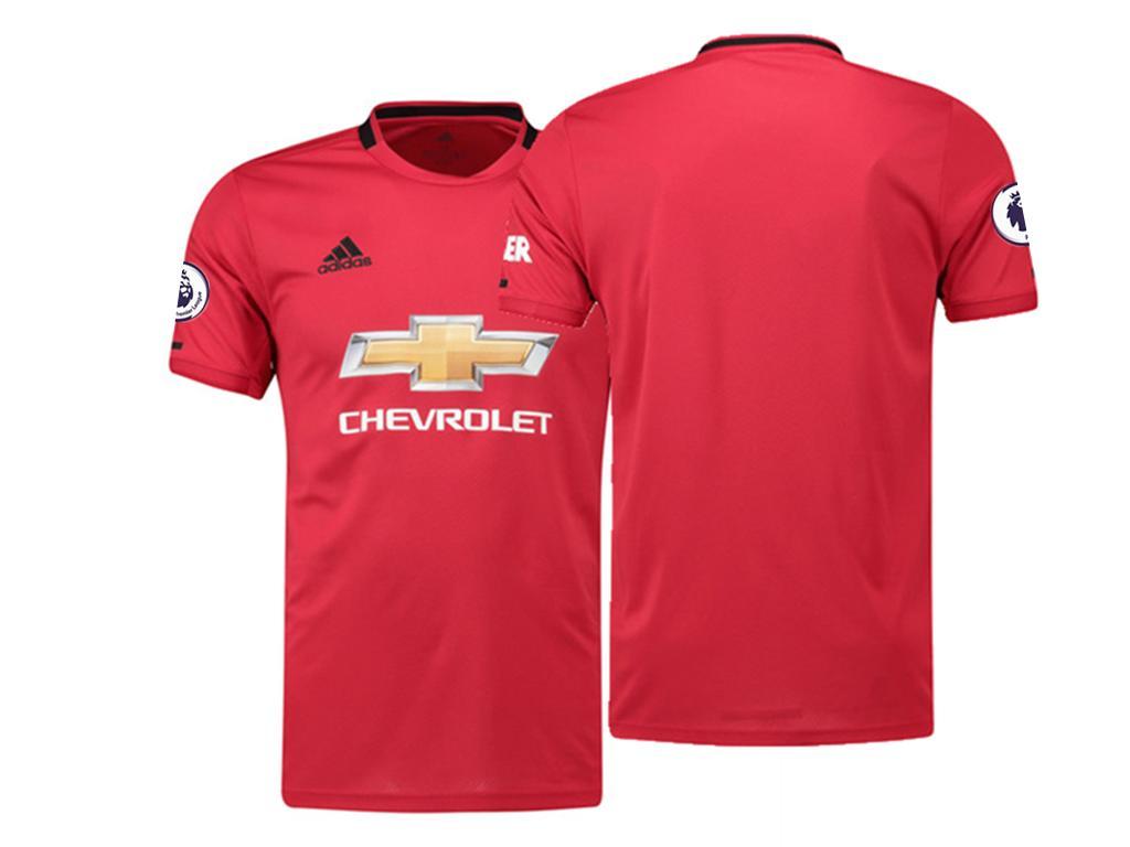 4b17d91e Top quality 1920 Manchester United football Jersey grade AAA