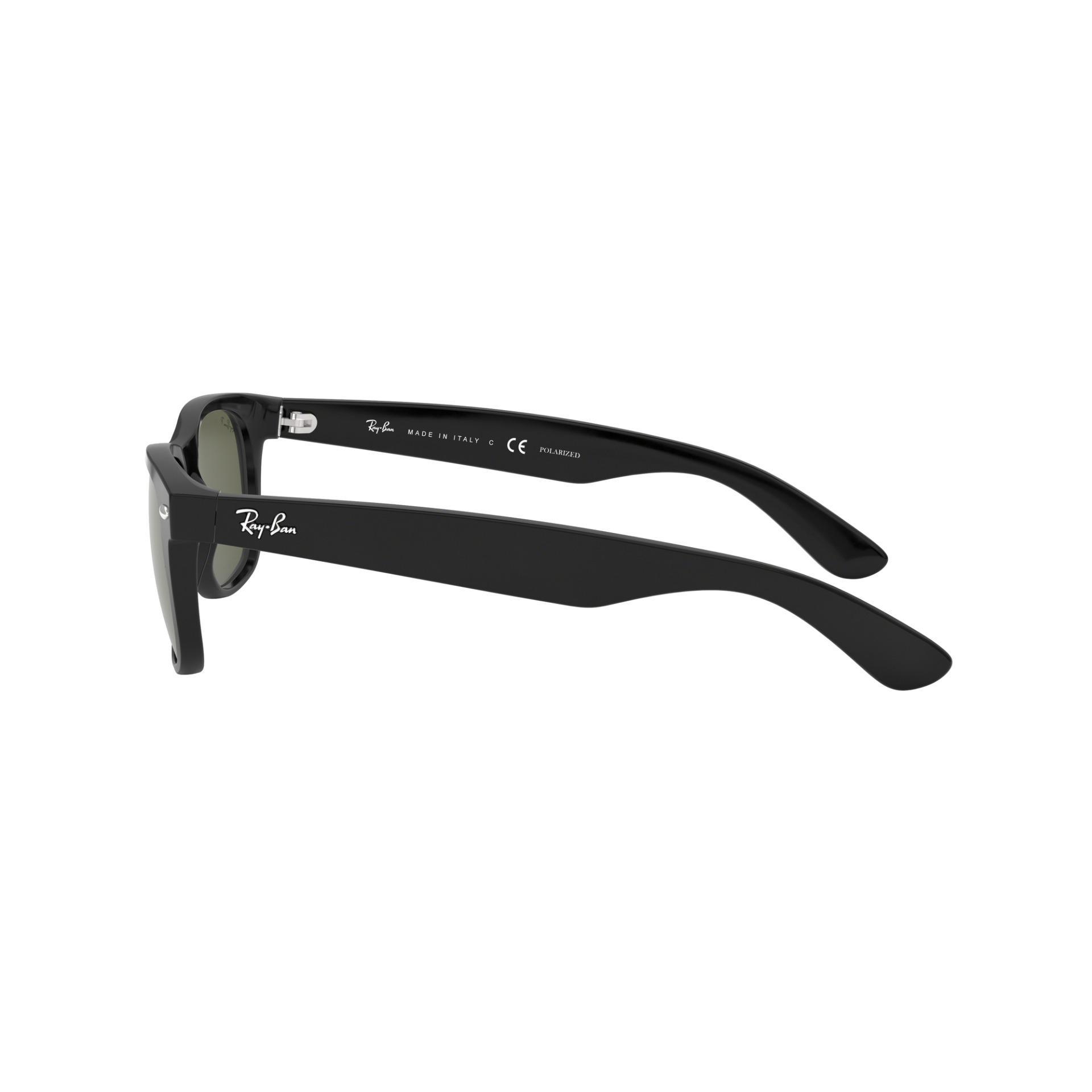 437d1ea2e9110 Ray-Ban New Wayfarer Polarized - RB2132F 901 58 - Sunglasses