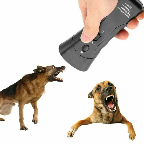 CCC  Ultrasonic barxbuddy Dog Repeller Control training-pet supplies Dogs Train