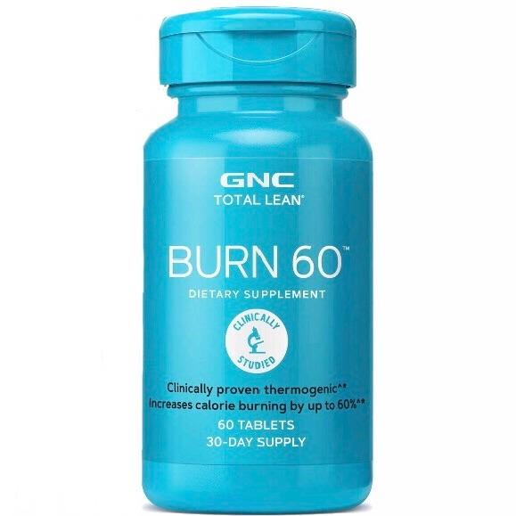 GNC Total Lean Burn 60 - 60 tablets
