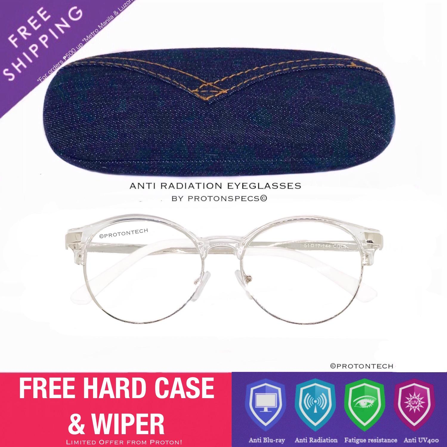 7fee43a7535 Neo 02 Anti Radiation Computer Eyeglasses by Proton - Replaceable Lens