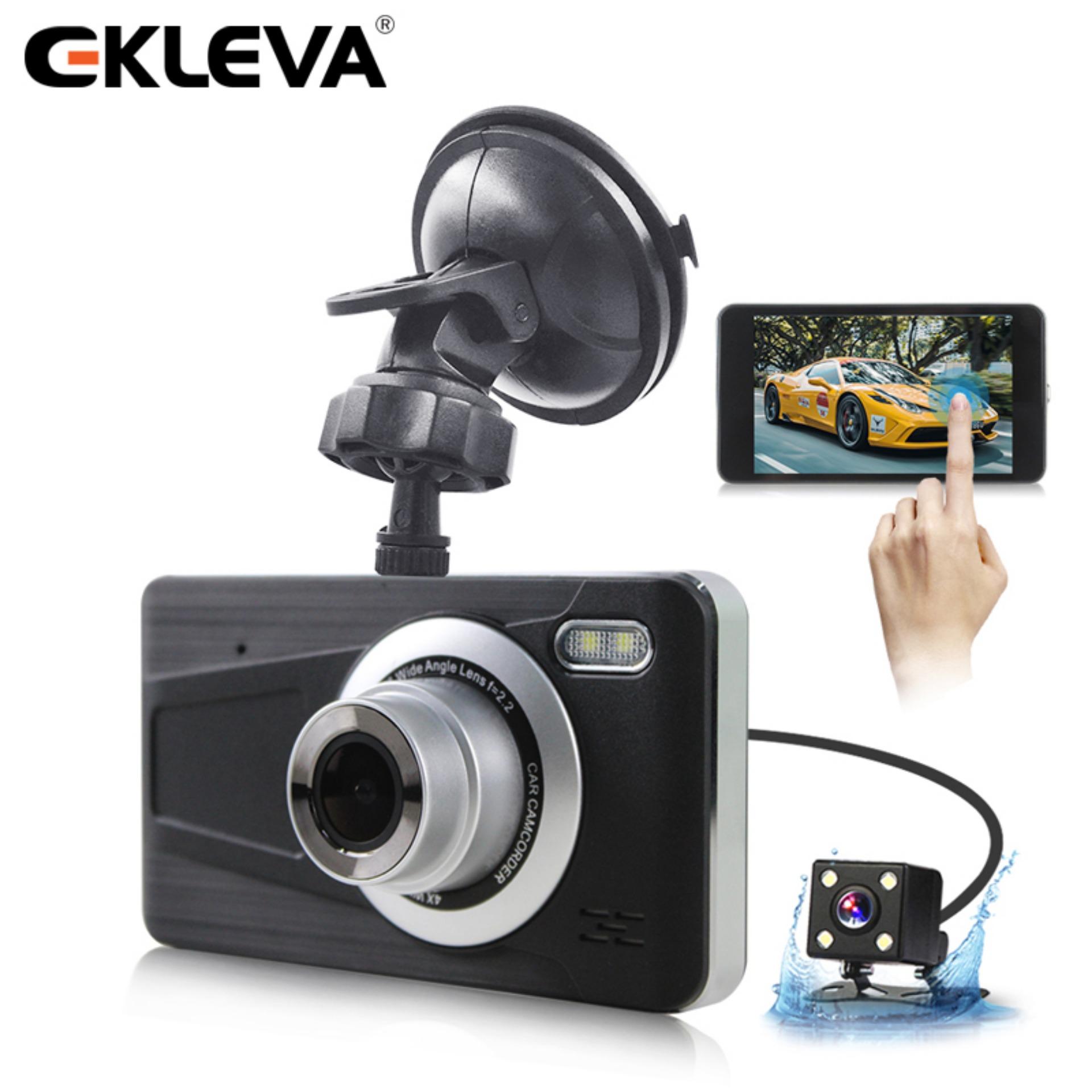 Car Camera Dash Cam Video Recorder DVR Car Backup Camera with 1080P HD Parking Mode Motion Detection Night Vision Loop Recording Gravity Sensor Dashboard Camera