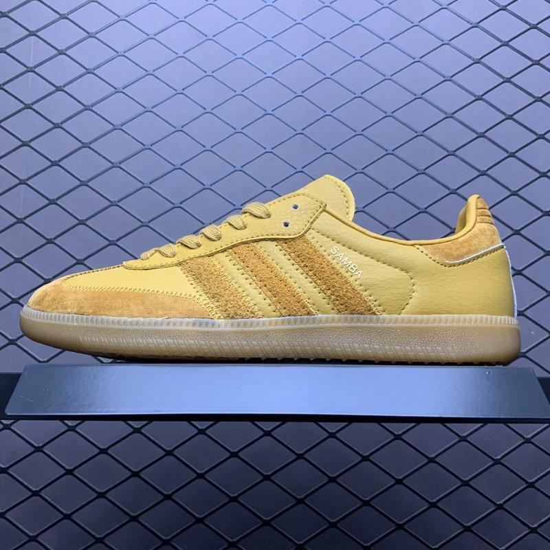 Adidas_Clover SAMBA OG Men's Classic Shoes Low-top Shoes CG6134 Giá Sốc Nên Mua
