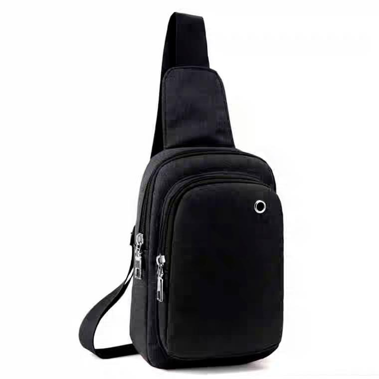 Top Men Aizer Crossbody Bags Sling Bags Chest Shoulder Bags Messenger Travel By Top Men Accesories.