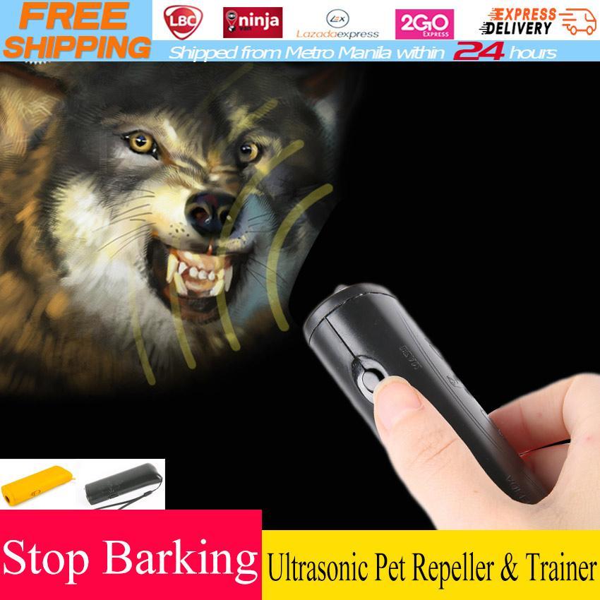 Ultrasonic Dog Repeller Barking Control GROM 250M