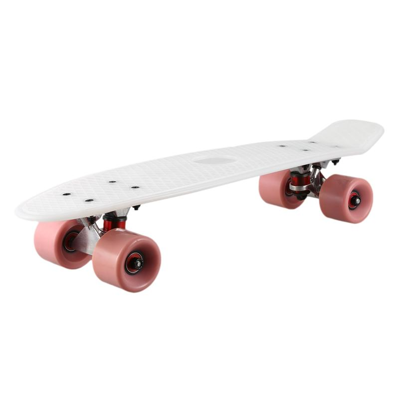 Mua Four-Wheel 22 Inches Mini Cruiser Skateboard Street Long Skate Board Outdoor Sports for Adult or Children