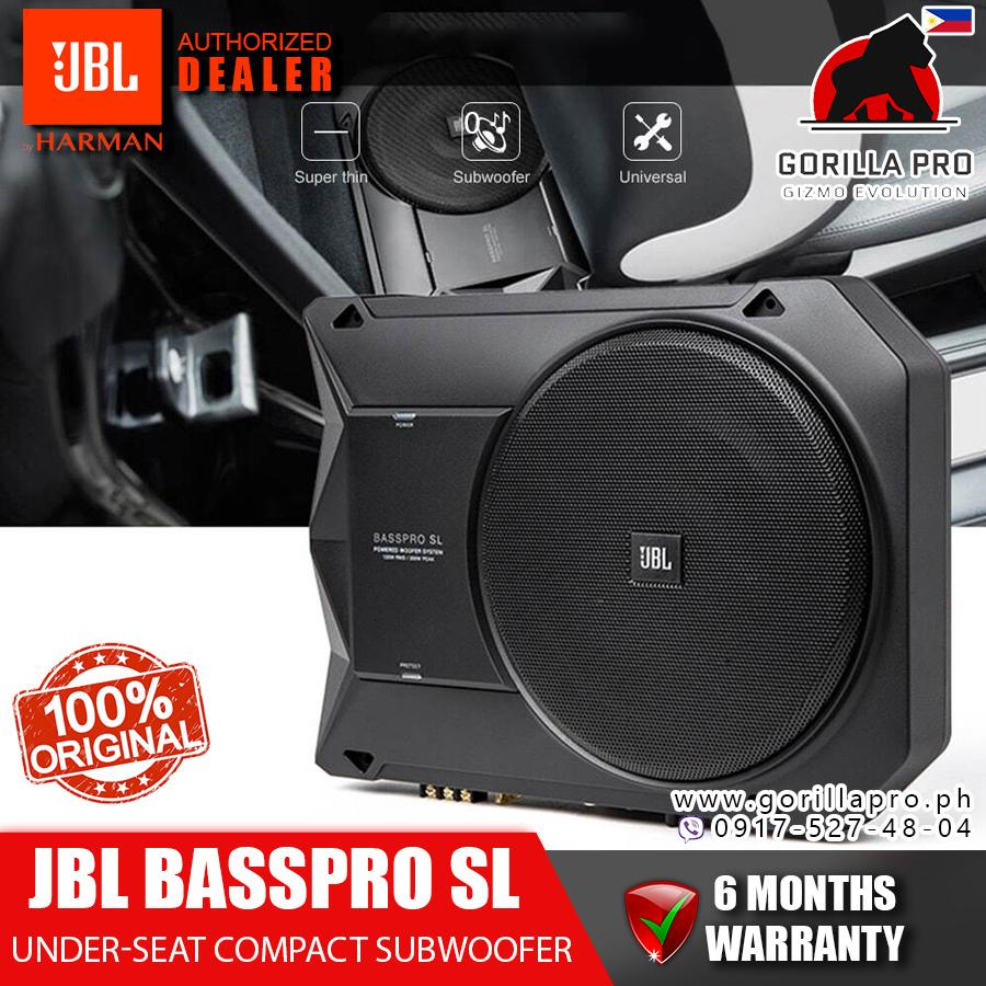 BassPro SL (WITH BASS CONTROL) - JBL 8
