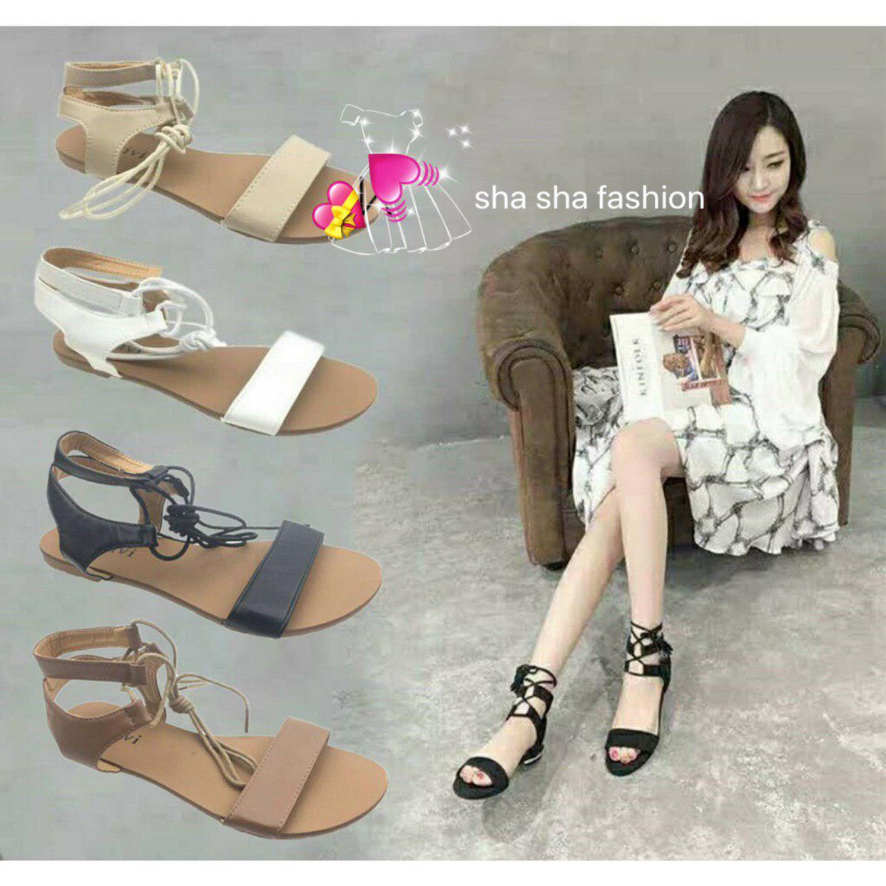 Korea Sandals By Shasha Fashion.
