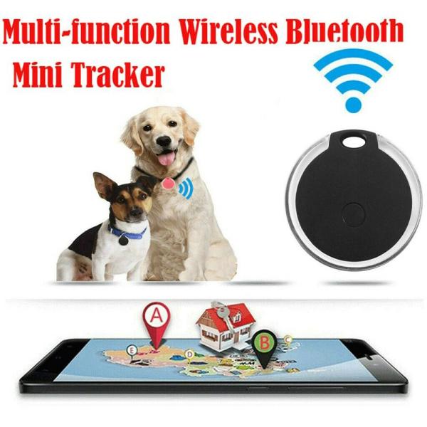 Thiết Bị Tìm Kiếm Chó Cho GPS Tracker Thú Cưng Trẻ Em, Bluetooth, Chống Mất
