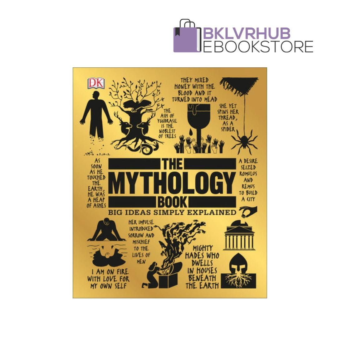 The Mythology Book- Big Ideas [EBOOK-PDF]