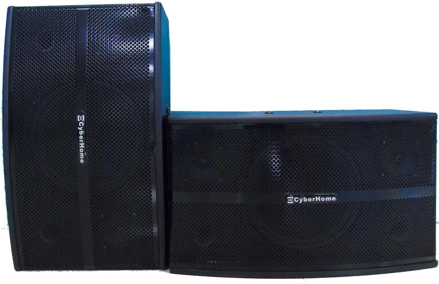 Tower Speaker For Sale Floor Standing Speakers Prices Brands Videoke Wiring Cyberhome Cy X10 10 Woofer 3 Way Karaoke System Pair