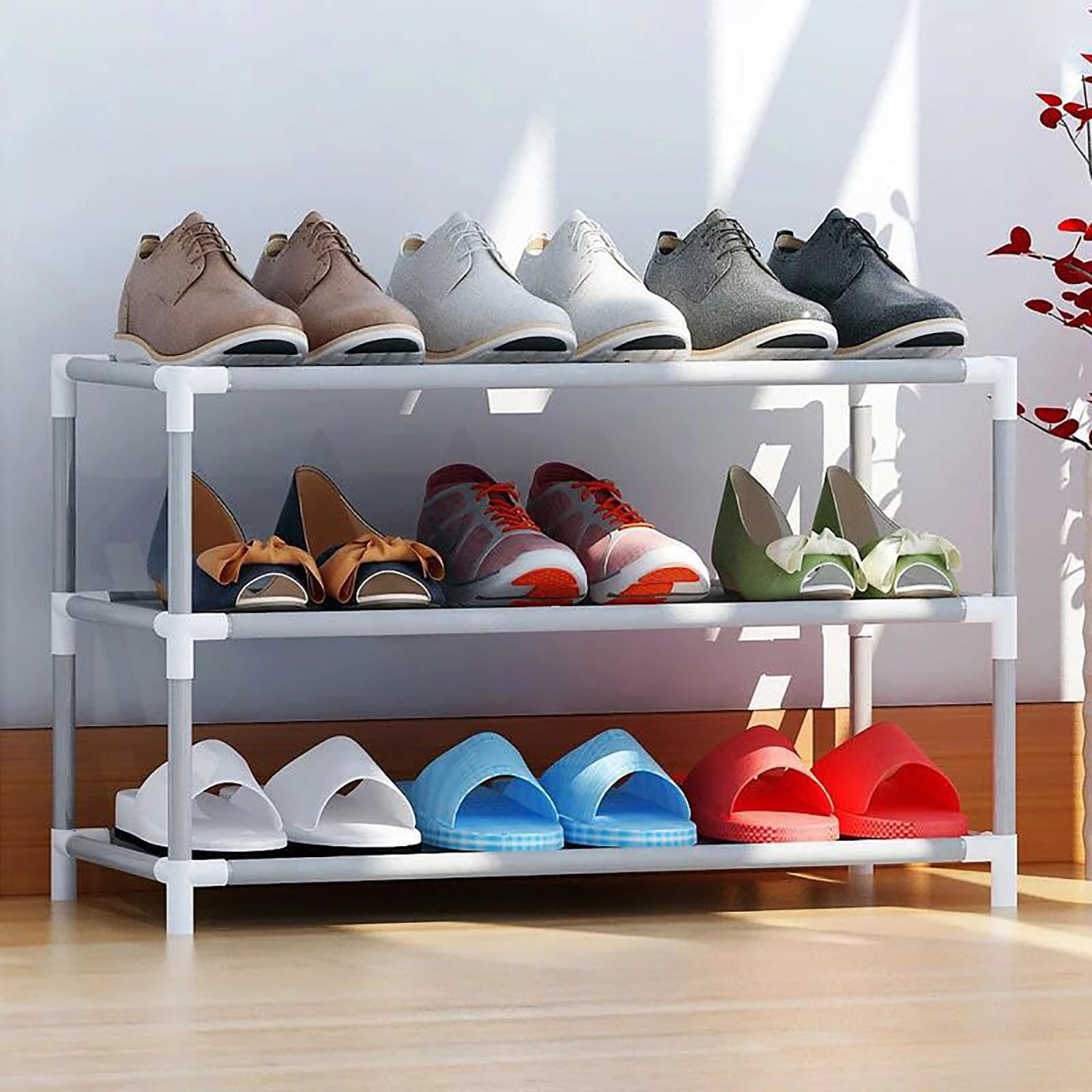 Shoe Ark Simple Multilayer Shoe Rack Assembly Dustproof Xg-3 By Movall.