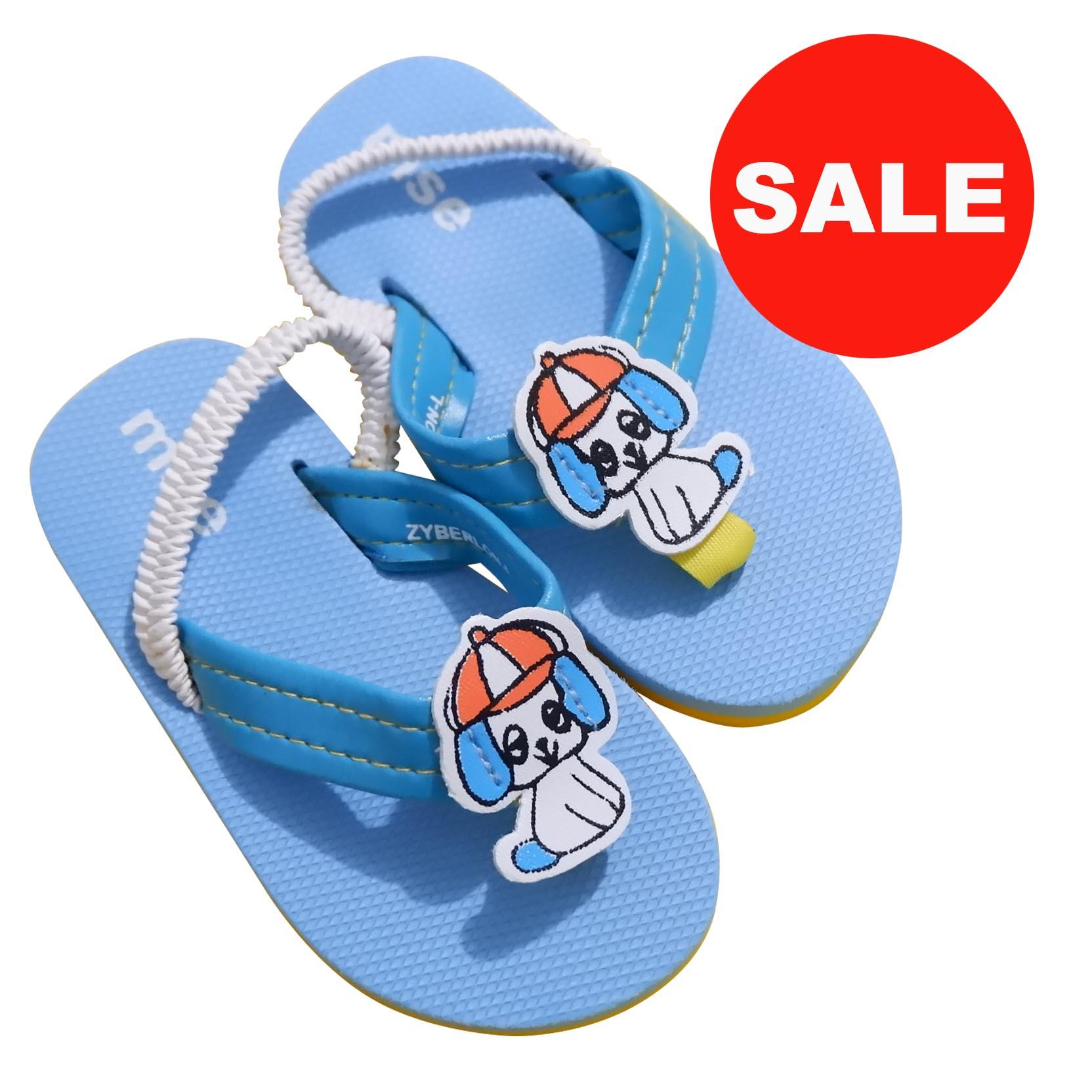 5766cc097c0f Baby Boys Kids Sandals Cute Comfortable Style for Boys with Nylon Strap    Cute Cartoon Patch