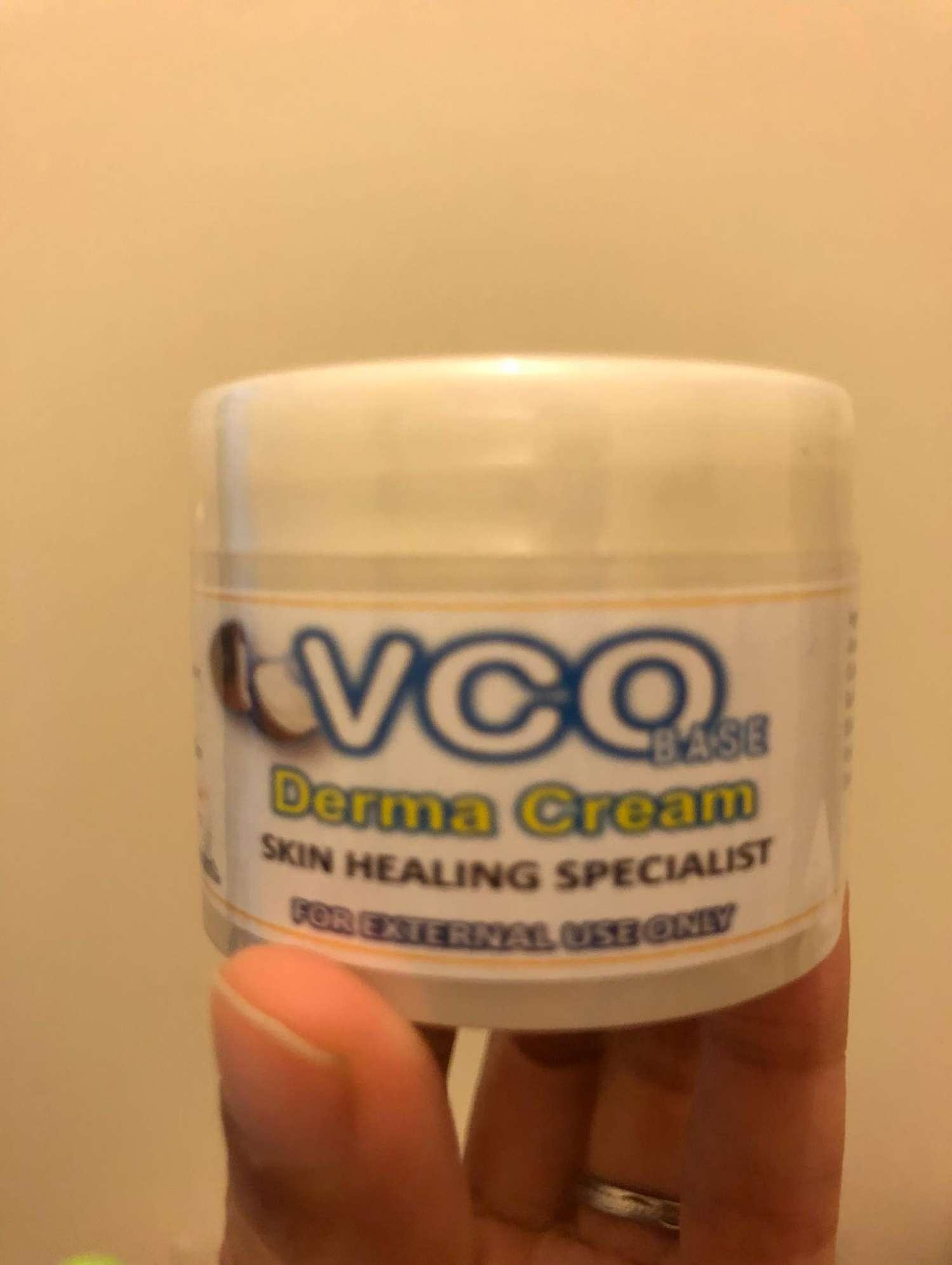 VCO Base derma cream