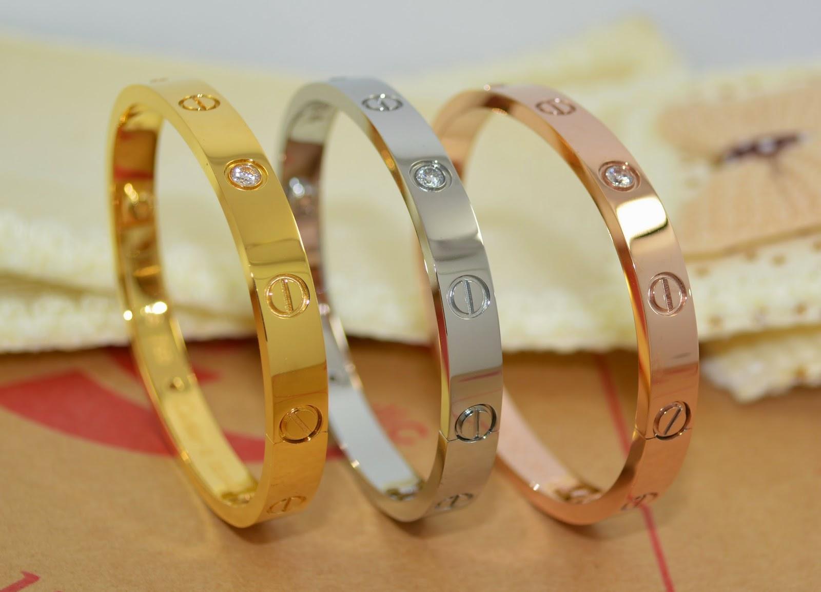 7744914b49e Cartier Philippines  Cartier price list - Bracelets