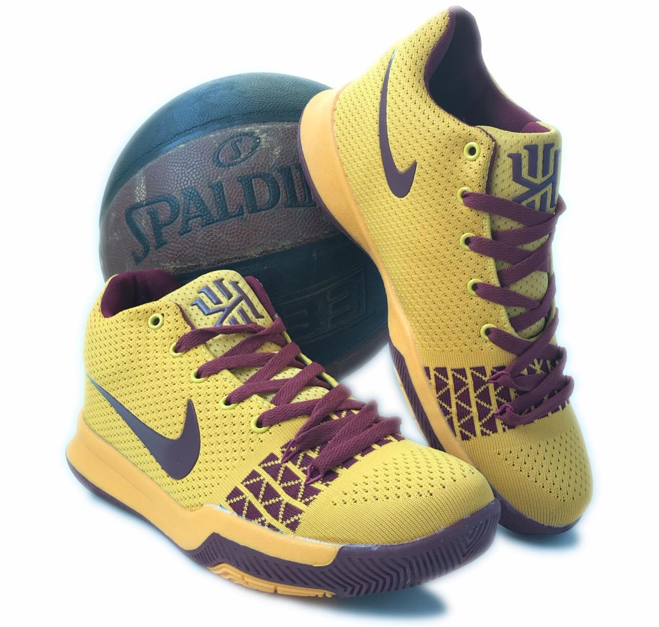 buy popular a841d 9fa53 Kyrie 3 Basketball Shoes For Men Kyrie Irving 3