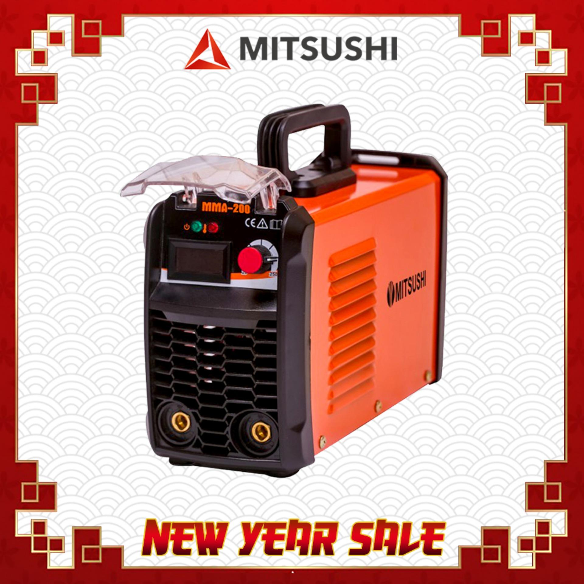 Welding For Sale Equipment Prices Brands Review In Accessory Kit Multi Purpose Circuit Board Tools Ebay Mitsushi Mit Mma 200a Igbt Technology Digital Display Inverter Machine