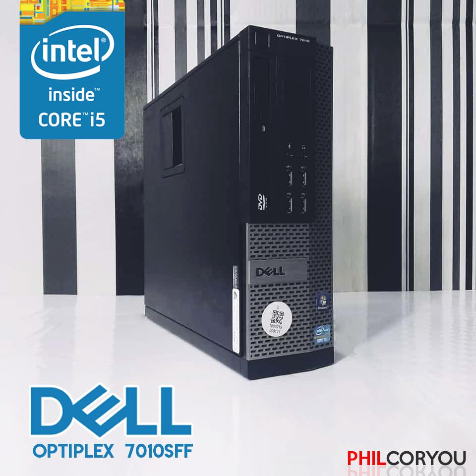 CPU Dell Optiplex 7010 Intel Core i5-3470 4GB 320GB [COD] image