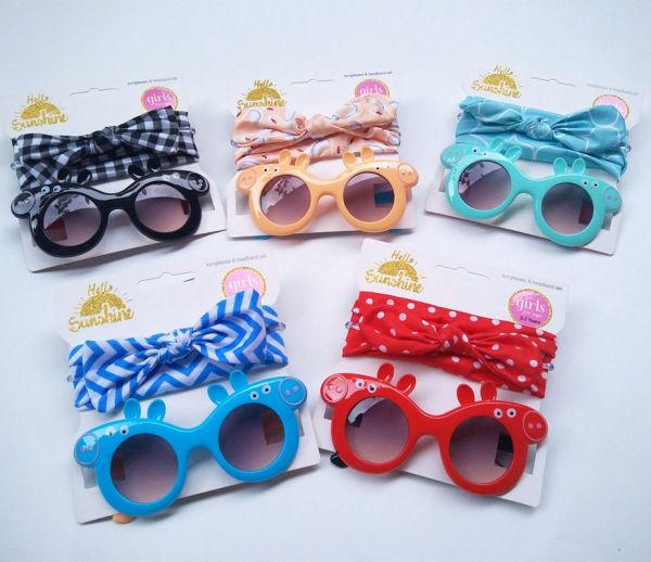 Giá bán Kính tẩy lông trẻ em làm ngơ những kính chiếu hoạt hình trẻ em kính chống tia UVSHI