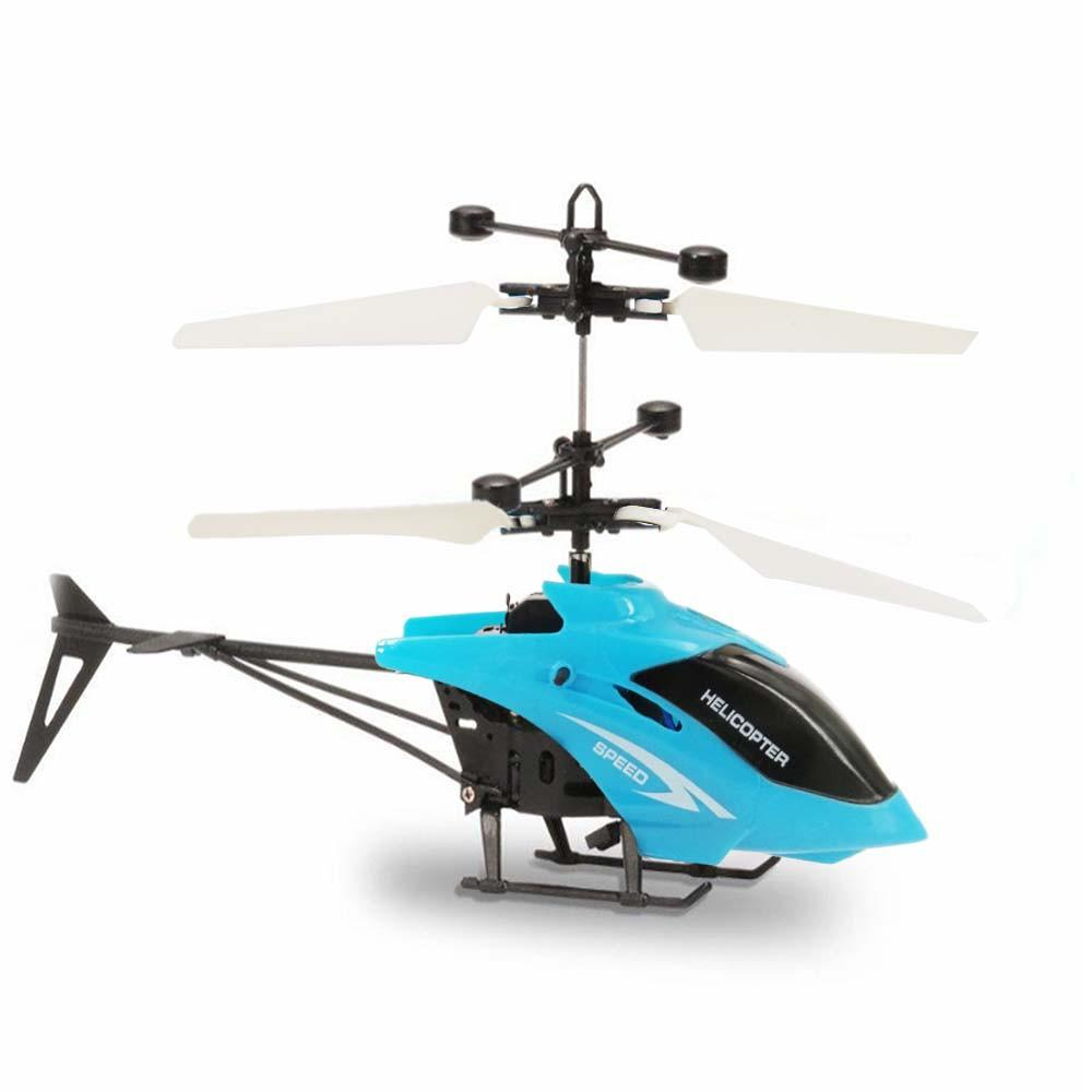 Induction Aircraft Helicopter Blue By Playclubph.