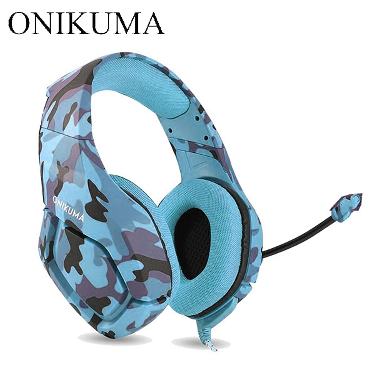 e9ee0f4a3be Product details of Onikuma K1-B Stereo Gaming Headphones with Mic ( Camouflage)