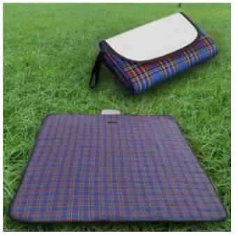 Waterproof Picnic Rug Travel Outdoor Camping Beach Mat By Albee Box.