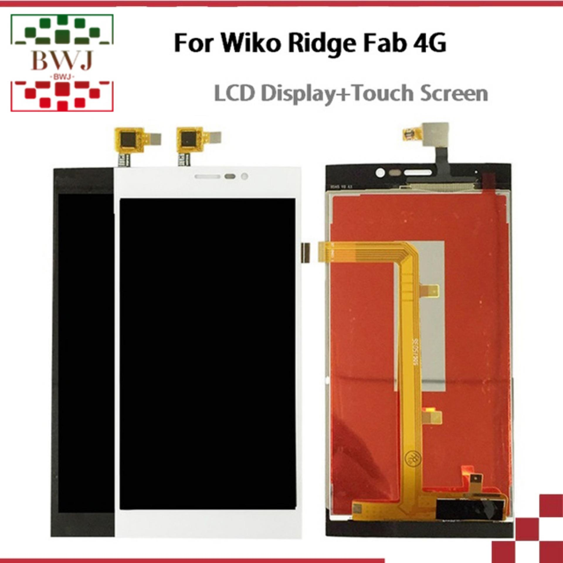 For Wiko Ridge Fab 4G LCD in Mobile phone LCD Display+Touch Screen Digitizer Assembly