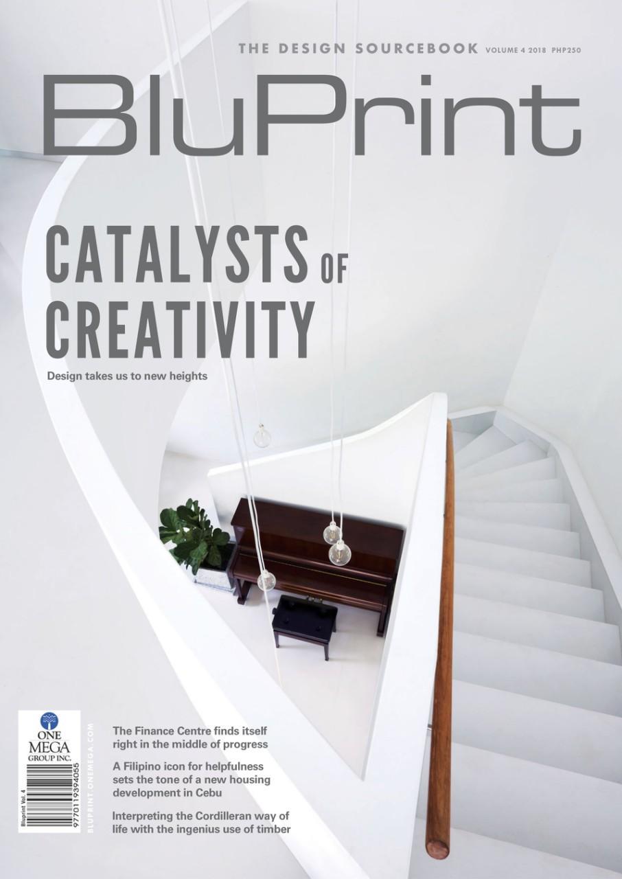 Bluprint Magazine Vol. 4 2018 By One Mega Group Inc..