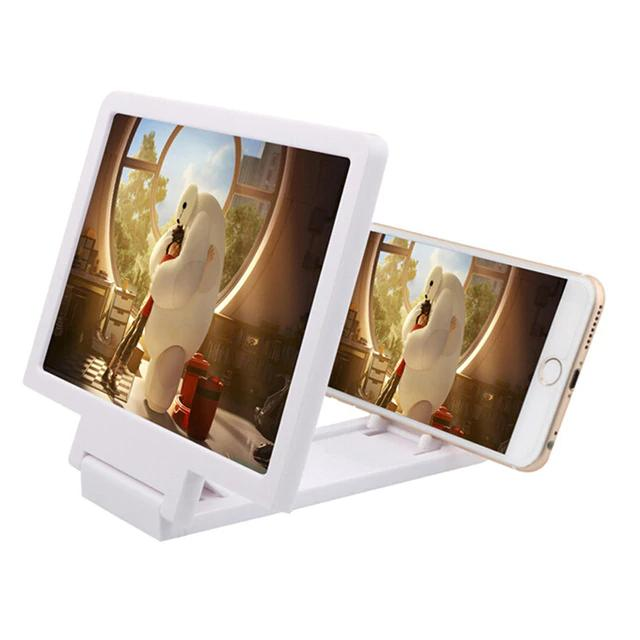Mobile Phone 3d Screen Enlarger Magnifier By Aitu.