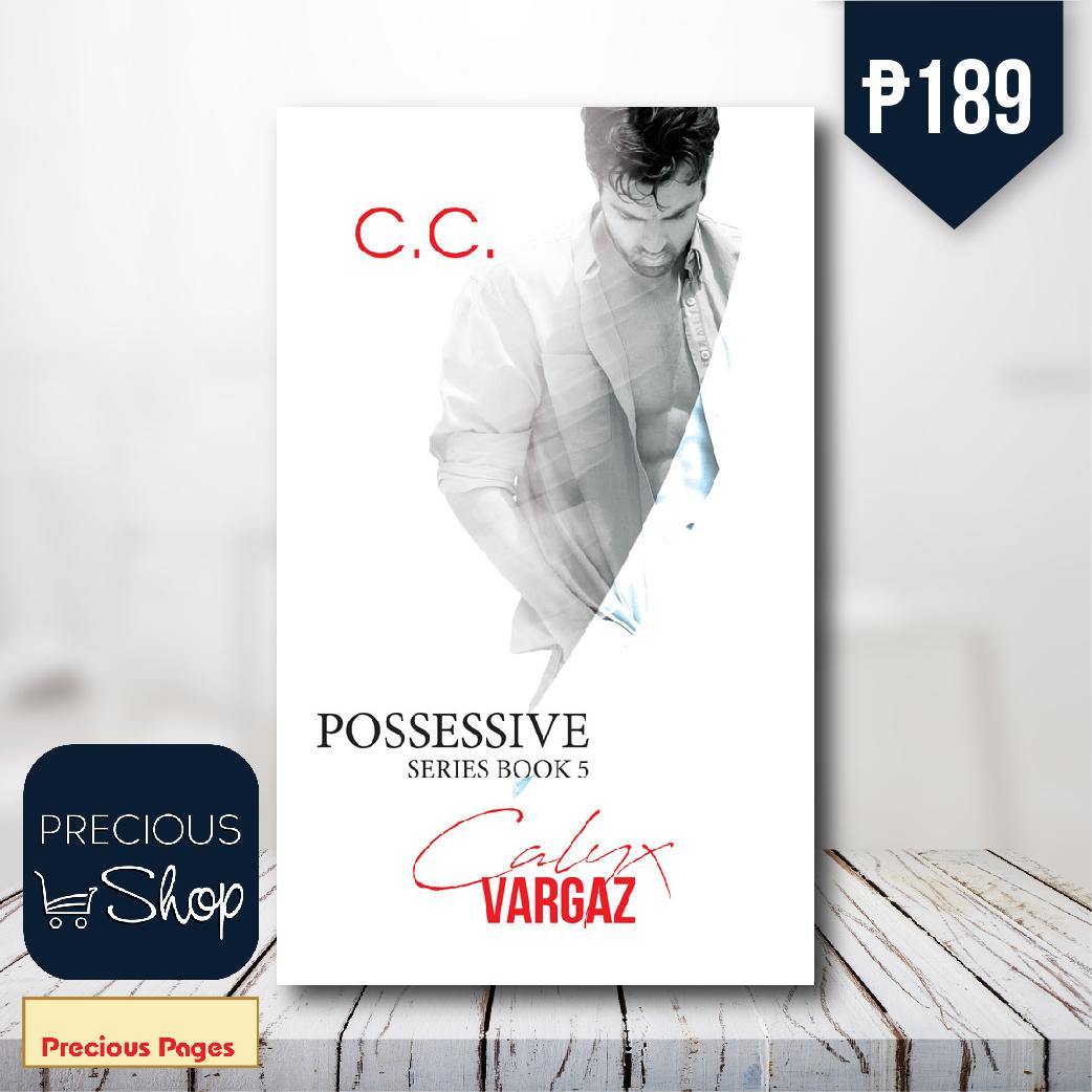 Possessive Series Book 5, Calyx Vargaz