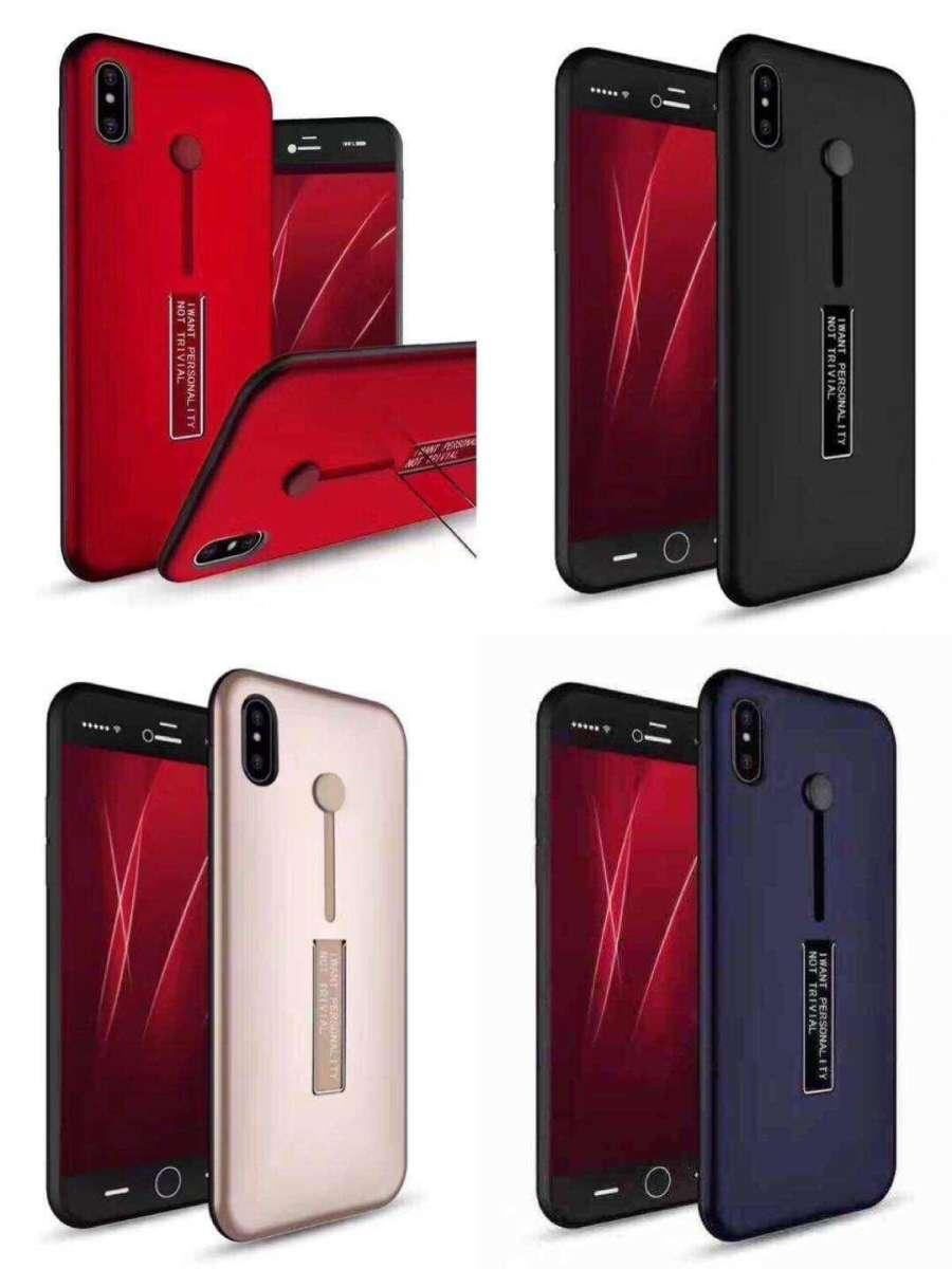 huawei y6 pro 2019 armor case with ring stand shockproof case mking