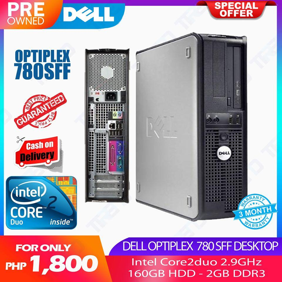 Dell PC Philippines - Dell Desktop Computers for sale - prices