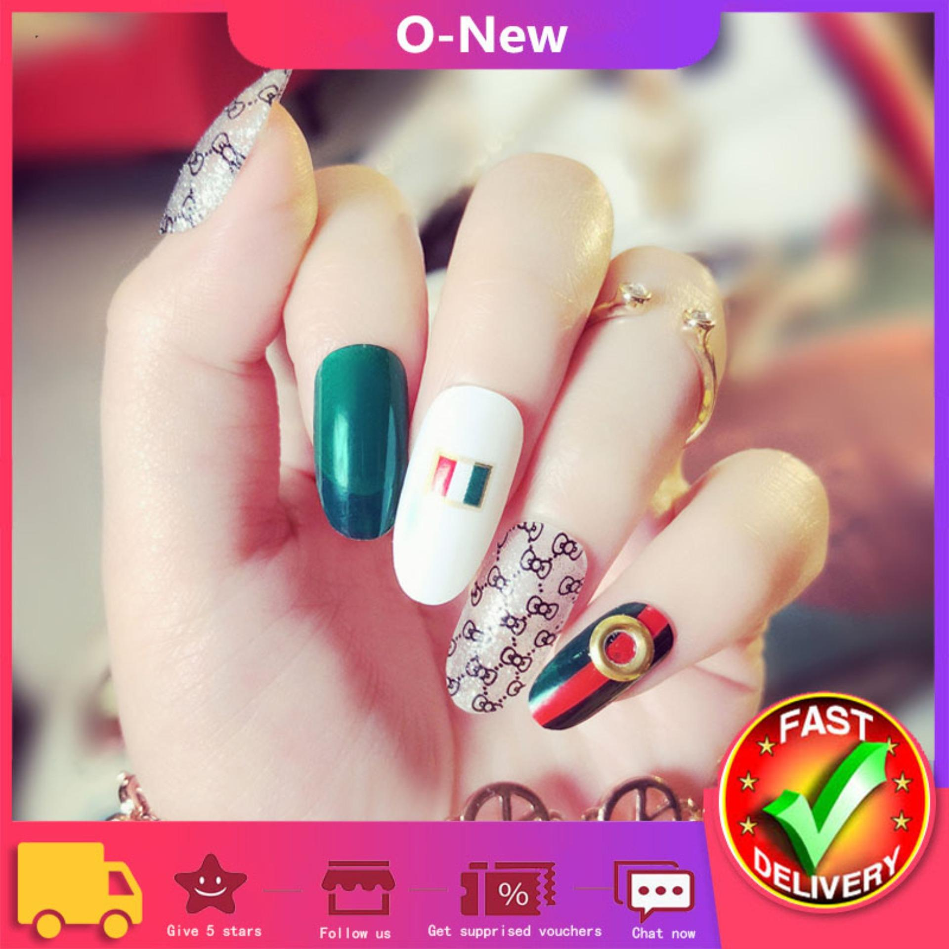 Artifical Nails Brands Acryllic Nails On Sale Prices Set