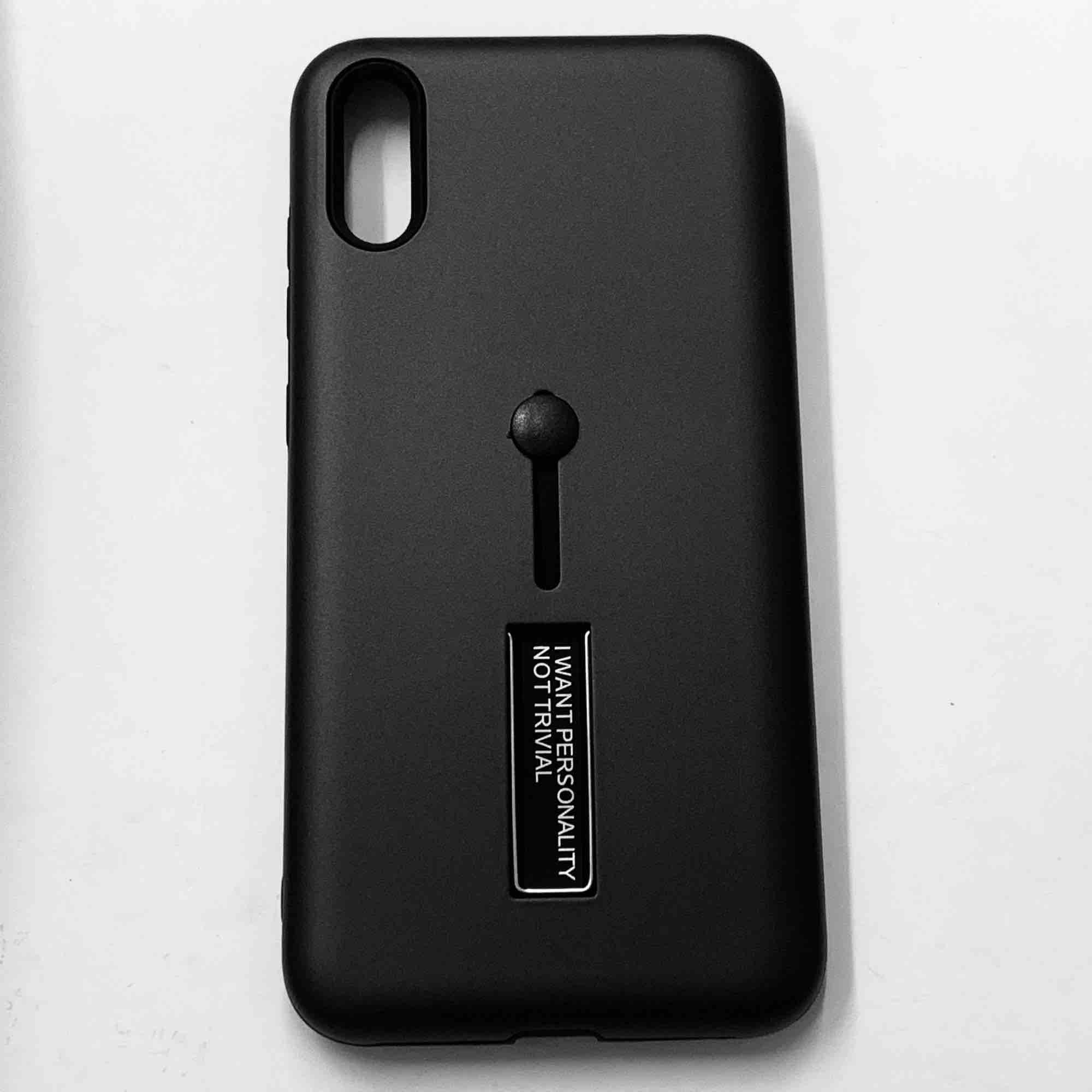 Huawei Y6pro 2019 armor case with ring stand