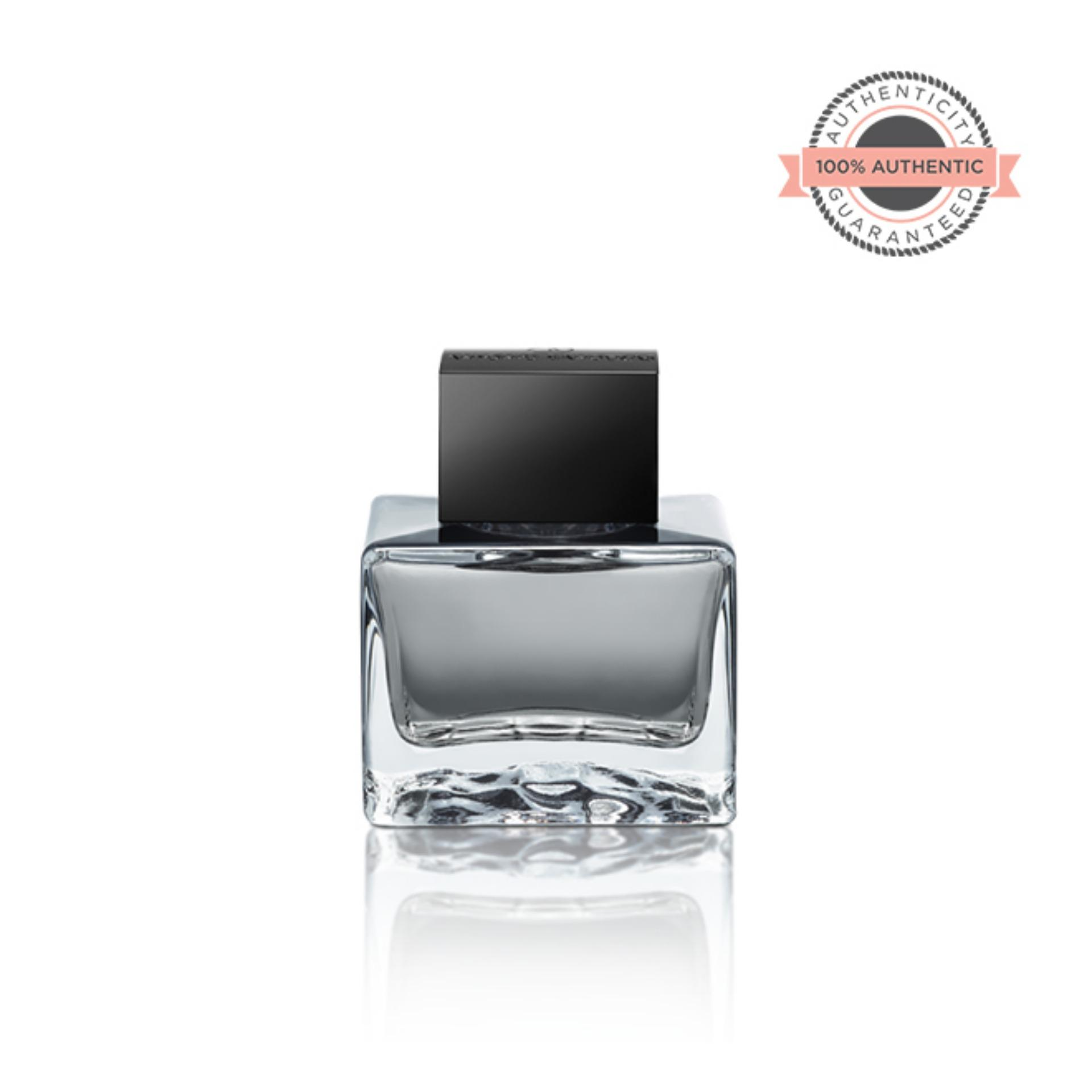 Antonio Banderas Seduction in Black Men Eau De Toilette 50ml