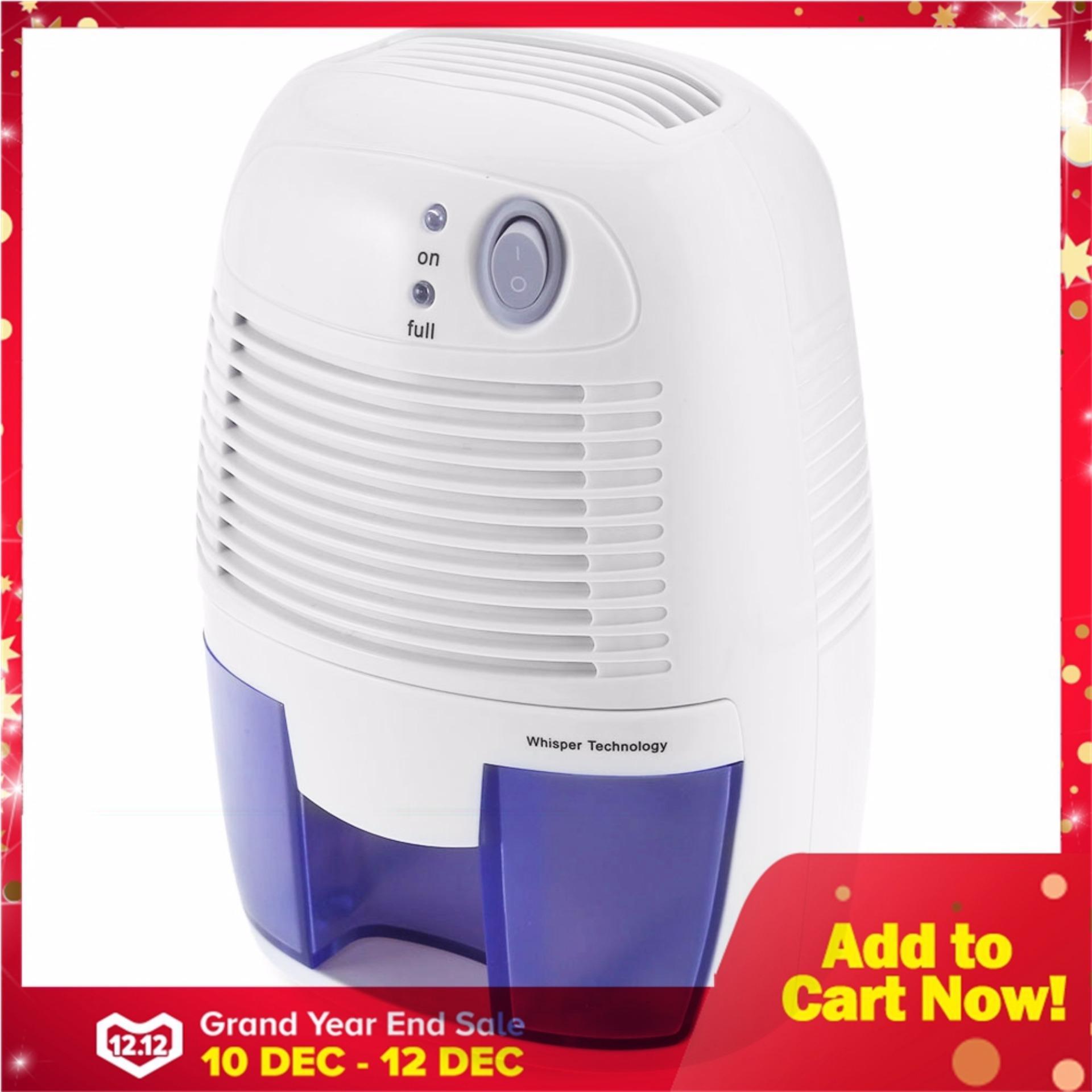23W 500ML Portable Mini Dehumidifier Electric Quiet Air Dryer For Home Bathroom