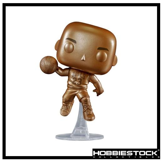 Pop! Michael Jordan Bronze (Hobbiestock Exclusive)
