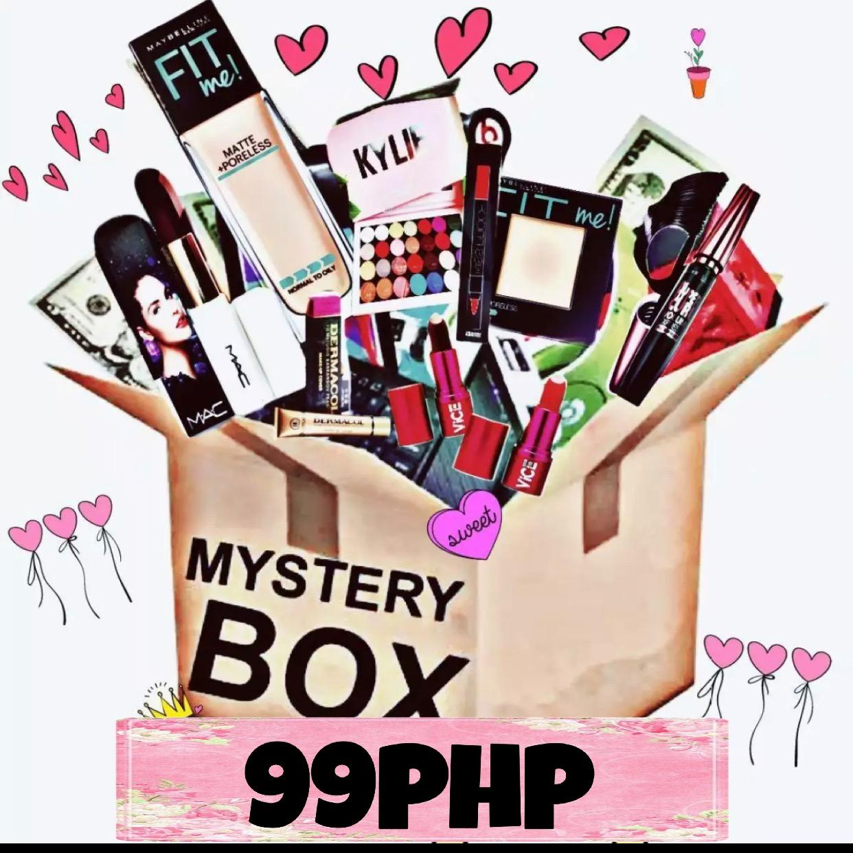CICIMART MYSTERY BOX 3 FOR 99 Philippines