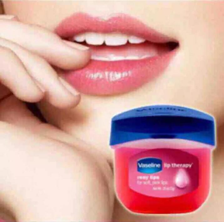 Vaseline Lip Therapy Rosy Lips Philippines