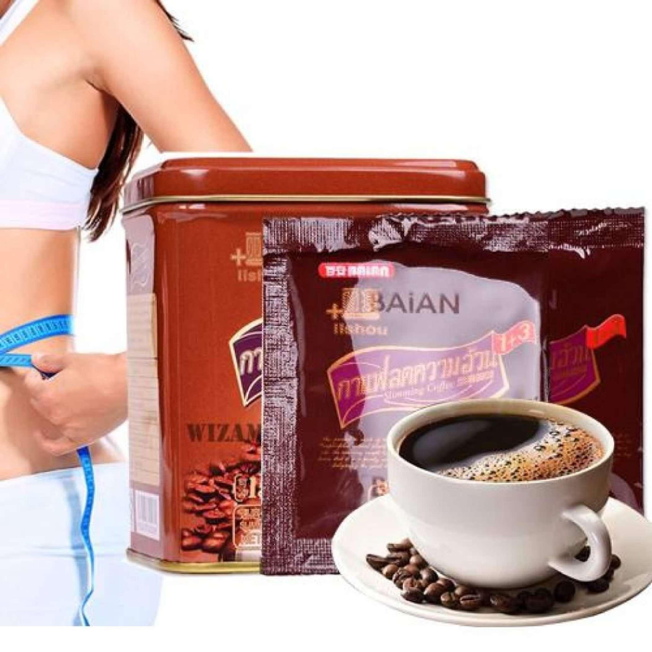 Top mart Lishou Slimming Coffee (STRONG VARIANT) (15 sachets)