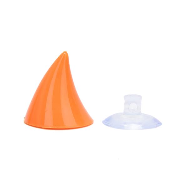 Giá bán Minglieyue2 Xe Máy Đội Mũ Bảo Hiểm, Mũ Nón Trang Trí Sừng Một Chiếc Ống Hút, Sừng Trang Trí Mũ Bảo Hiểm