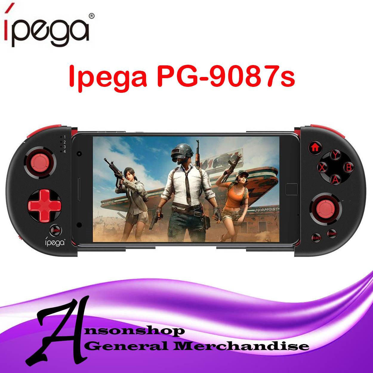 IPega PG-9087S Red Knight Telescopic Bluetooth Controller for  Android/Windows PC