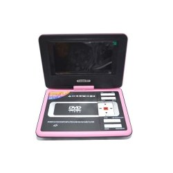 "9.5"" Portable DVD Player (Pink)"