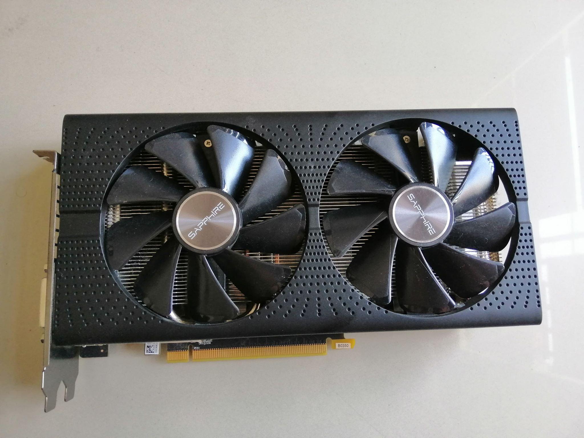 Sapphire Pulse RX 570 8GB 256Bit DDR5