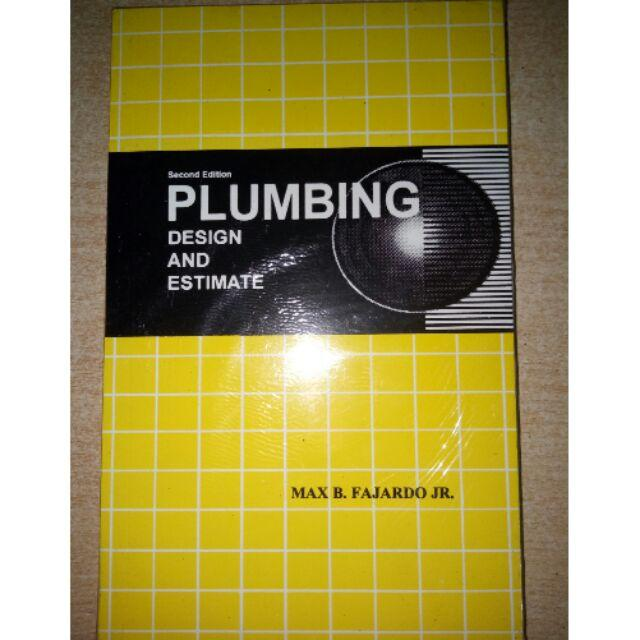 Plumbing Design And Estimate By Max Fajardo By Jmm Electrical Electronics Communication Supplies.