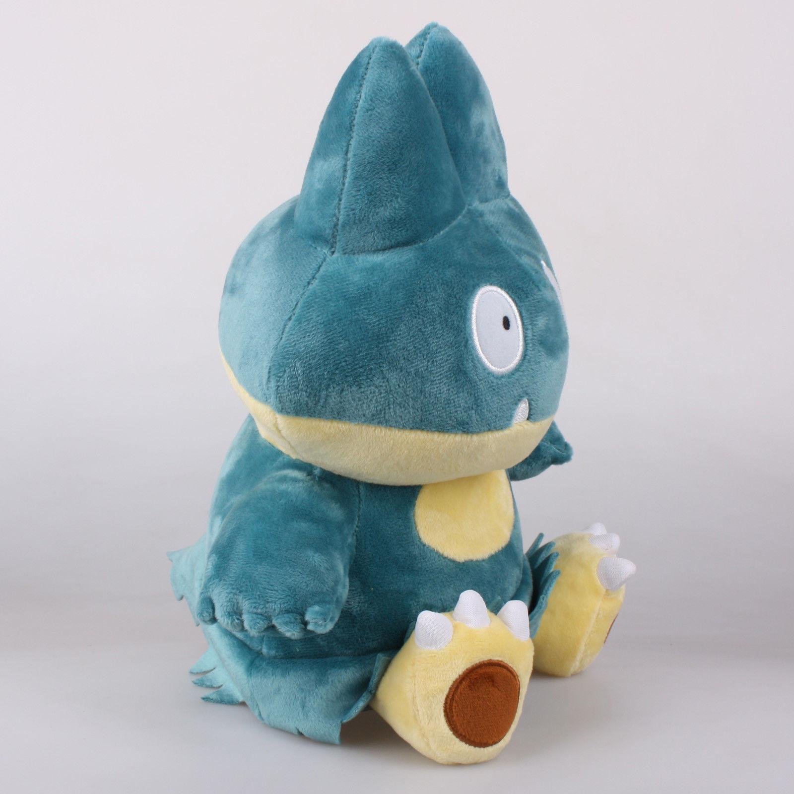 "Official 13/"" 33Cm Munchlax Licensed Pokemon Plush Toys Soft Stuffed Animal Doll"