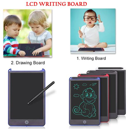 1PC  Smart 8 5 Inch LCD Writing Tablet Digital Graphic Drawing Tablets  eWriter Electronic Handwriting Pad Board + Pen for kids