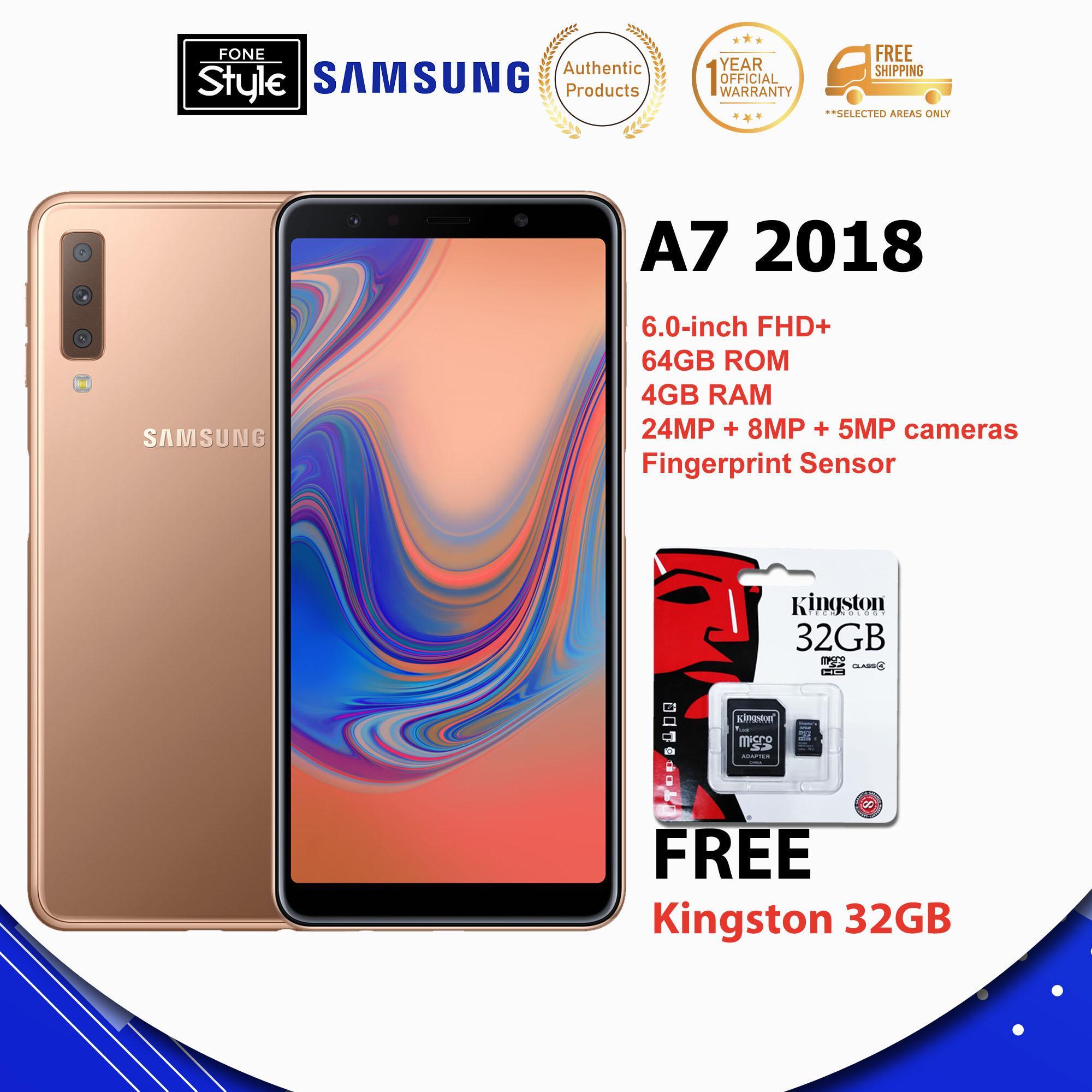 Samsung Galaxy A7 2018 6 0